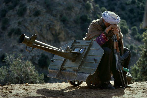 REZA, L'immense lassitude de la guerre