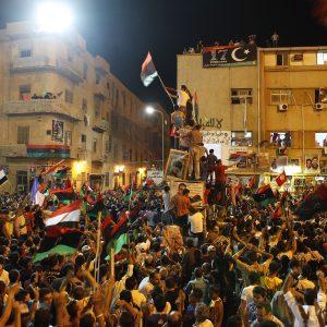 Marc Roussel, La chute de Kadhafi